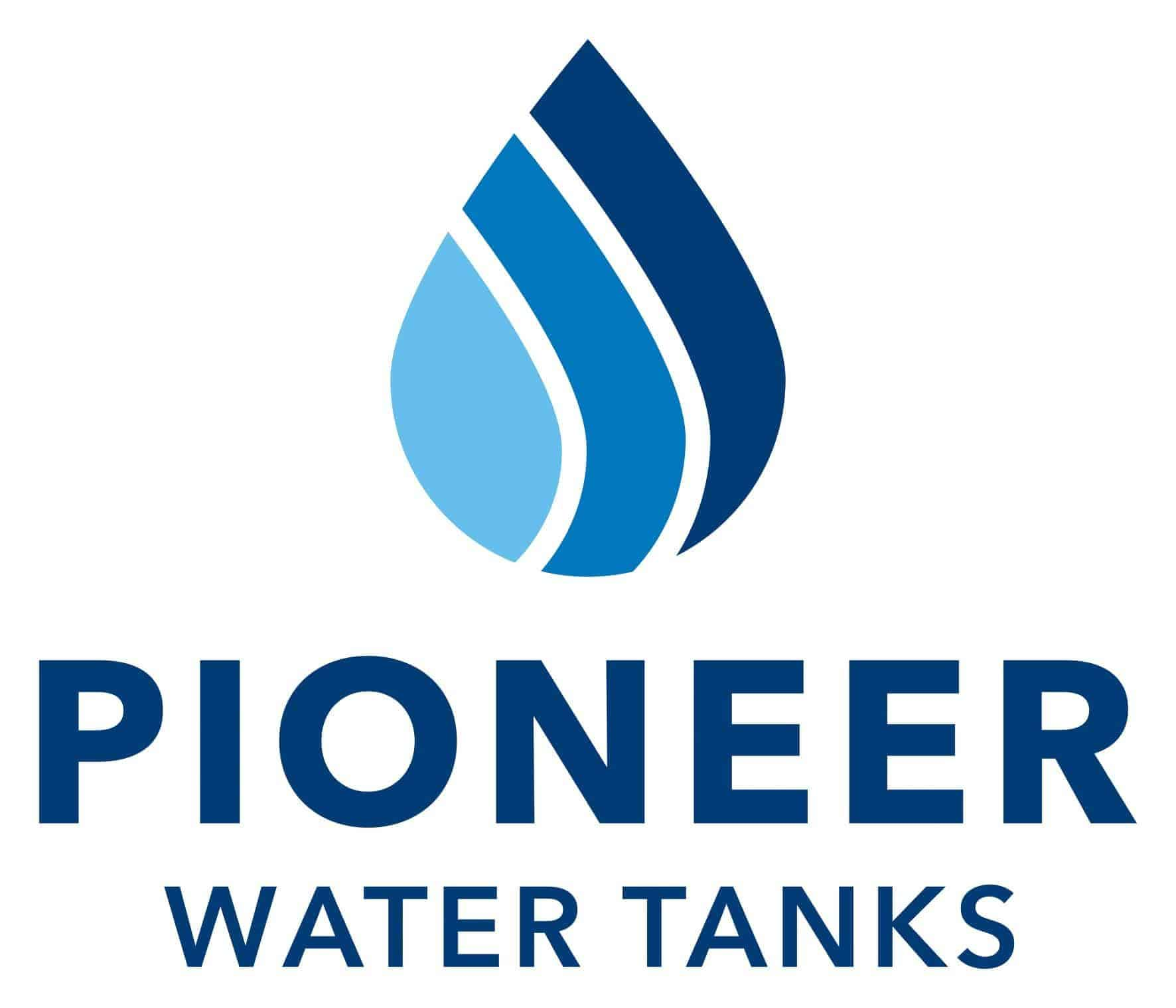 Pioneer Water Tanks Logo